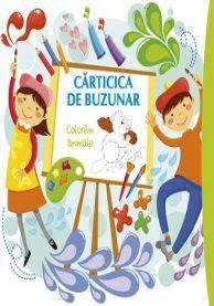 CARTICICA DE BUZUNAR