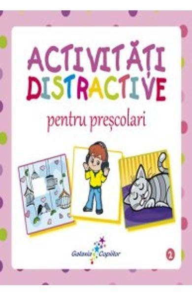 ACTIVITATI DISTRACTIVE PENTRU PRESCOLARI 2