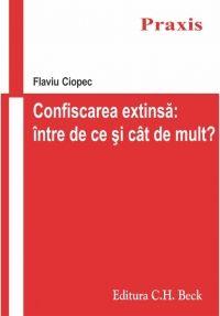CONFISCAREA EXTINSA: INTRE DE CE SI CAT DE MULT?