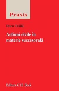ACTIUNI CIVILE IN MATERIE SUCCESORALA