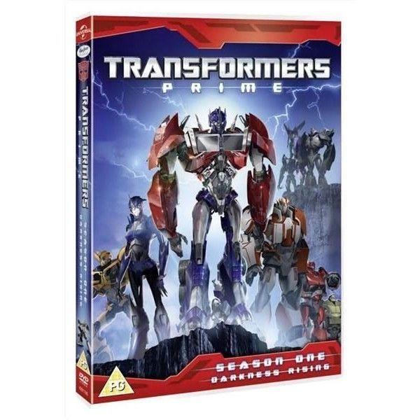 TRANSFORMERS PRIME, SEASON 1, DISC 1