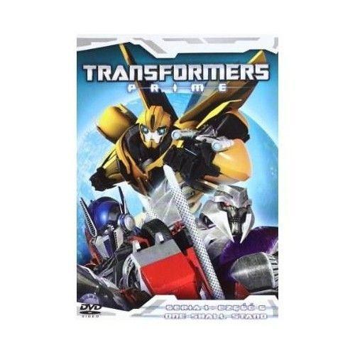 TRANSFORMERS PRIME, SEASON 1, DISC 5