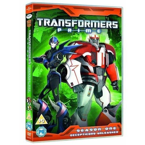TRANSFORMERS PRIME, SEASON 1, DISC 3