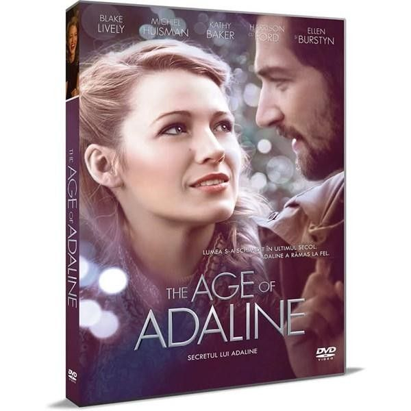 AGE OF ADALINE - SECRETUL LUI ADALINE
