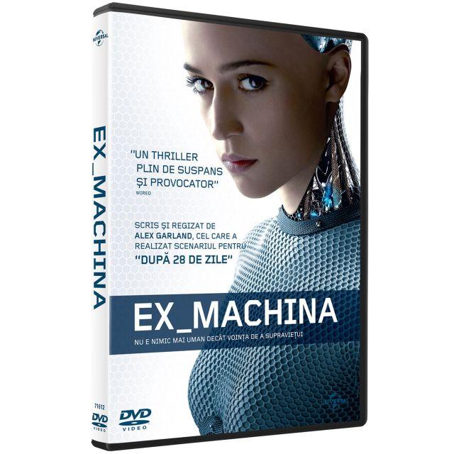 BD: EX MACHINA