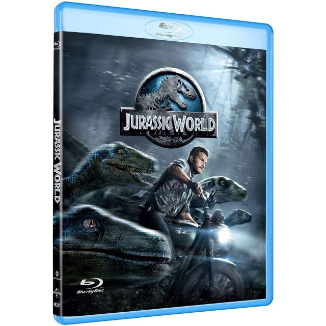 BD: JURASSIC WORLD