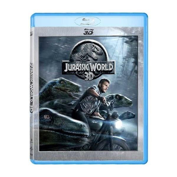 BD: JURASSIC WORLD 3D