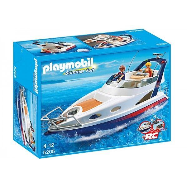 Playmobil-Yahtul de lux
