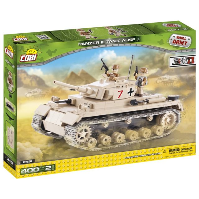 Cobi-Small Army,tanc Panzer German
