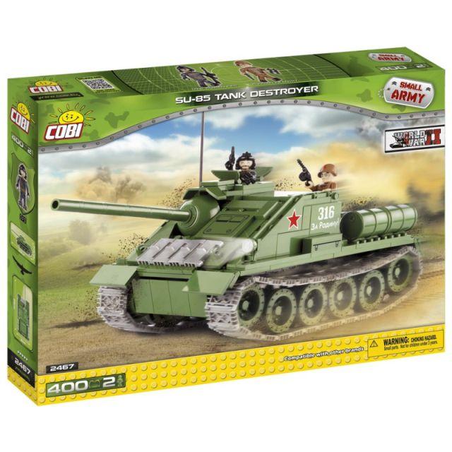 Cobi-Small Army,SU-85  Tun sovietic Anti tanc