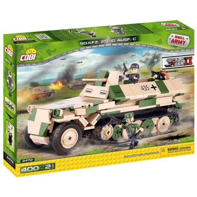 Cobi-Small Army,vehicul blindat cu senile