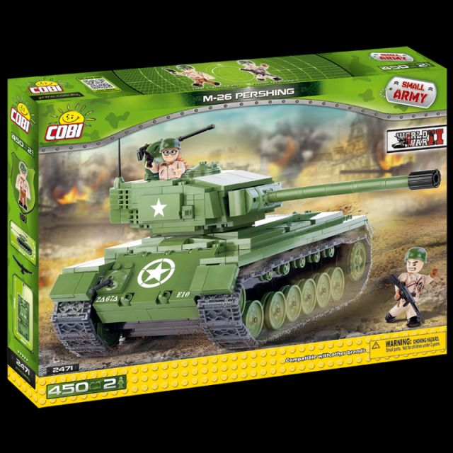 Cobi-Small Army,tanc SUA M 26 PERSHING