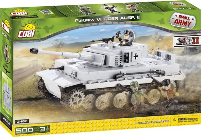 Cobi-Small Army,tanc german PZKPFW VI TIGER