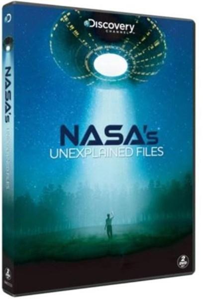 NASA'S UNEXPLAINED FILES S1 DVD 2 disc