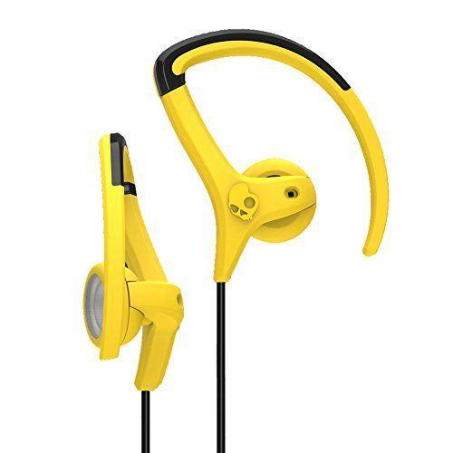 Casti Skullcandy Chops Buds Yellow/Black/Yellow