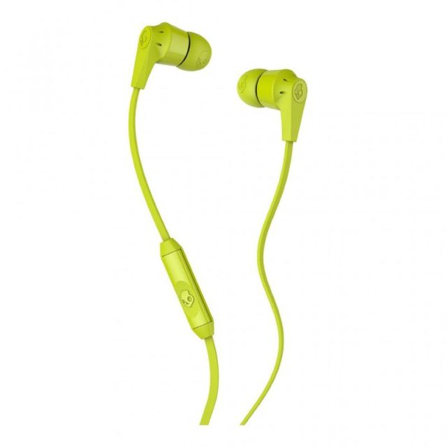 Casti Skullcandy Ink'd Hot Lime / Hot Lime