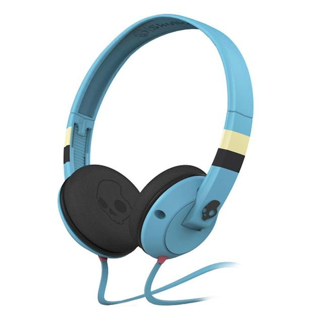 Casti Skullcandy Uprock Surf Stripe/Blue/Cream