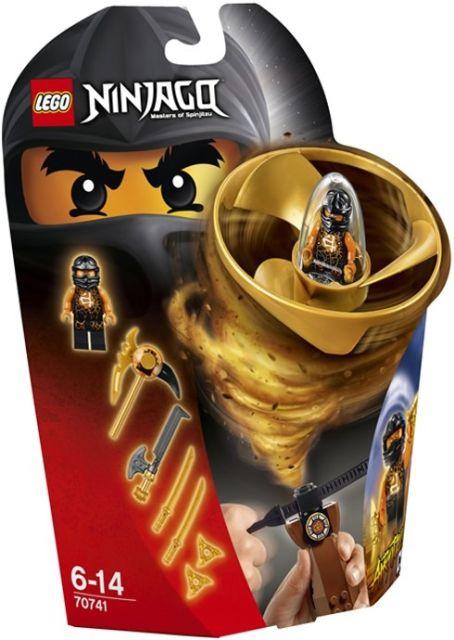 Lego-Ninjago,Airjitzu Cole Flyer