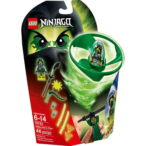 Lego-Ninjago,Airjitzu Morro Flyer