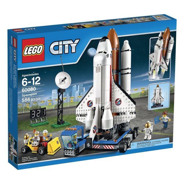 Lego-City,Port spatial