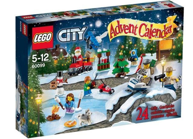 Lego-City,Calendar Advent