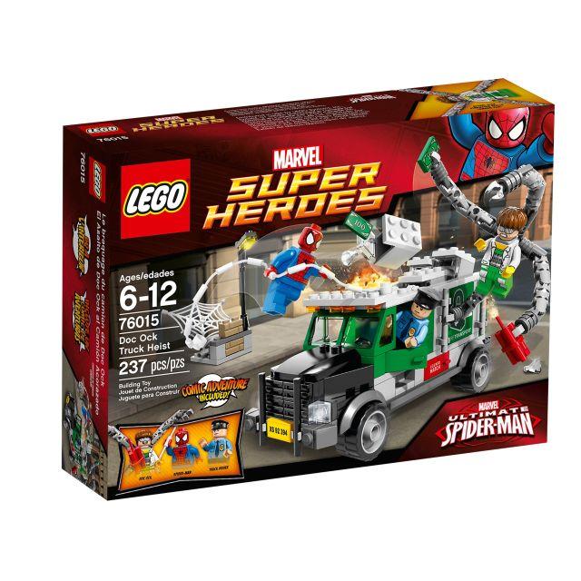 Lego-Super Heroes,Atacul lui Doc Ock asupra camionului