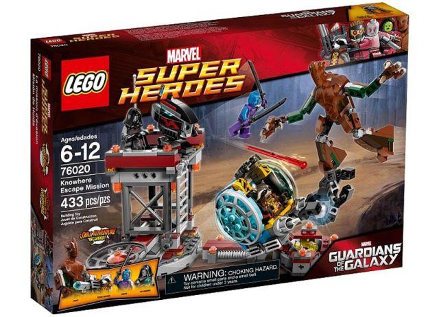 Lego-Super Heroes,Misiune de evadare speciala
