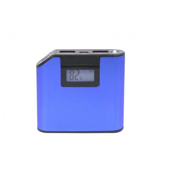 Acumulator Style 5200mAh, albastru