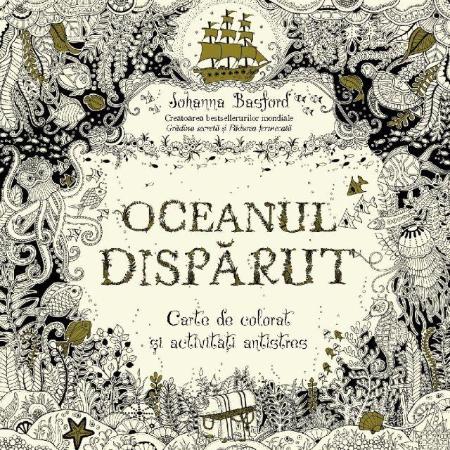 OCEANUL DISPARUT. CARTE DE...