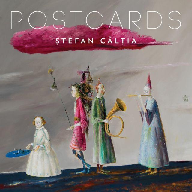 POSTCARDS STEFAN CALTIA