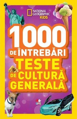 1000 DE INTREBARI. TESTE DE CULTURA GENERALA. VOL 4