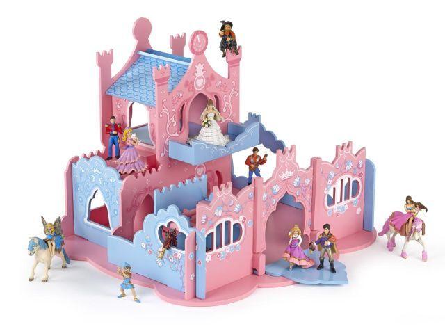 Papo,castelul din nori