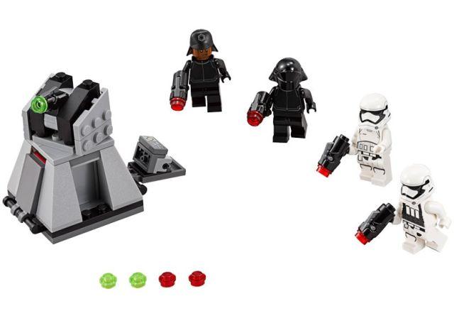 Lego-StarWars,Ordinul Intai,Pachet de lupta