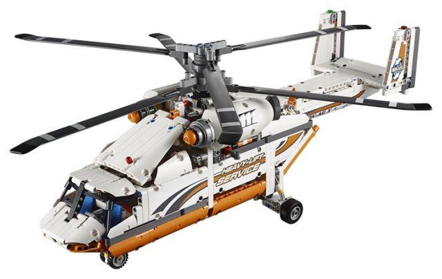 Lego-Technic,Elicopter de transporturi grele