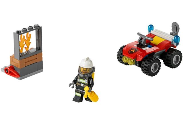 Lego-City,ATV de pompieri