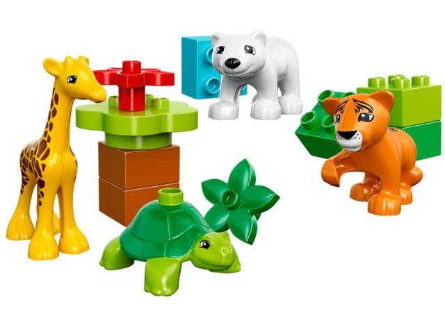 Lego-Duplo,Pui de animale