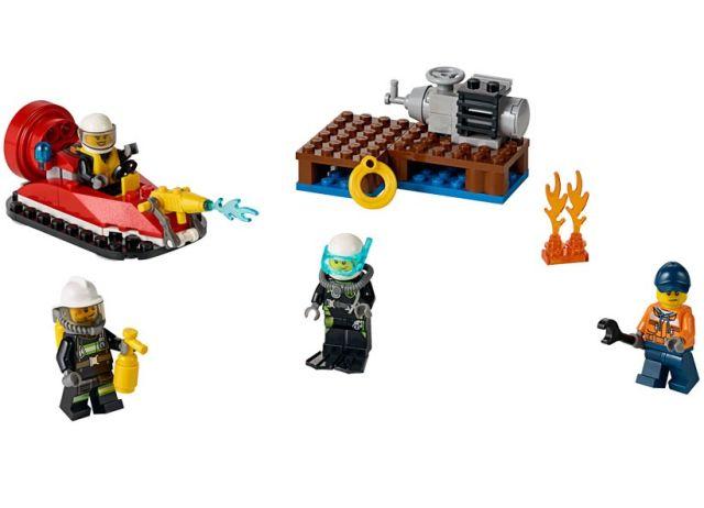 Lego-City,Set de pompieri...