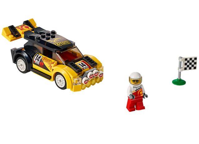 Lego-City,Masina de raliuri