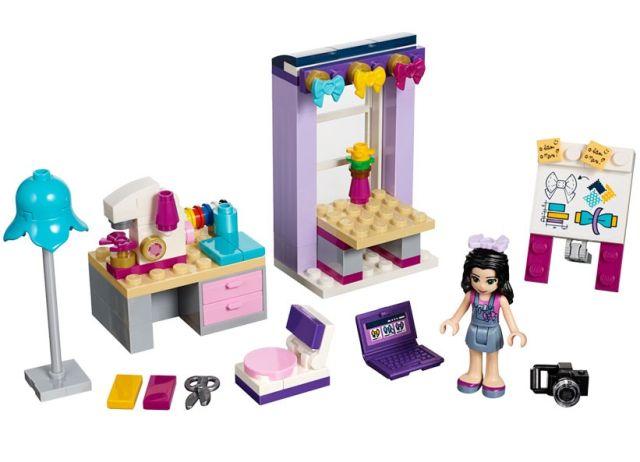 Lego-Friends,Atelierul de creatie al Emmei