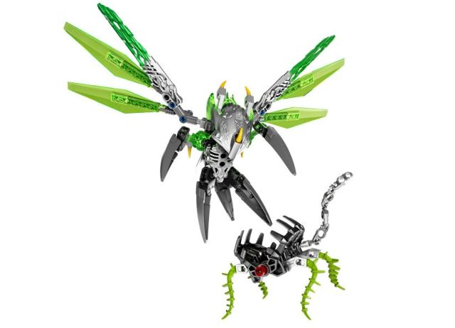Lego-Bionicle,Uxar,Creatura Junglei