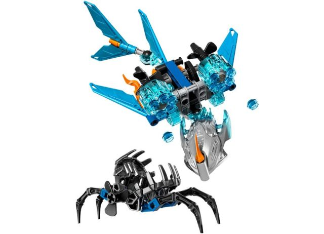 Lego-Bionicle,Akida, Creatura Apei