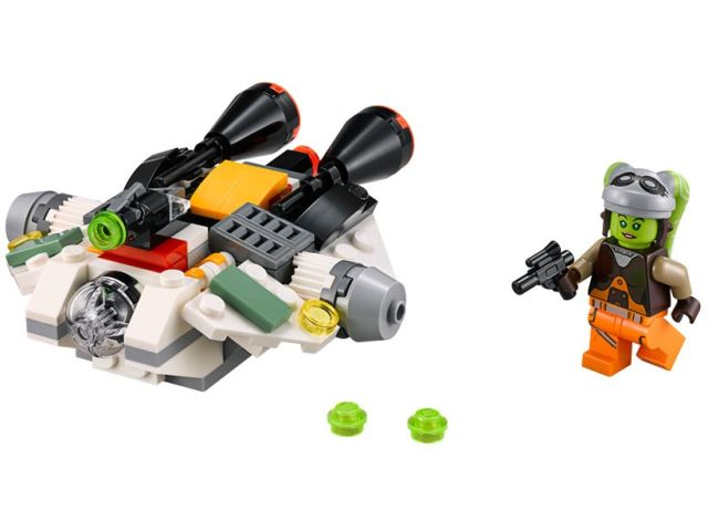 Lego-StarWars,The Ghost