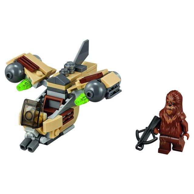 Lego-StarWars,Wookiee Gunship