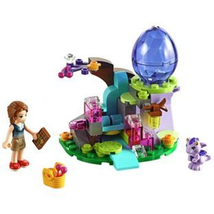 Lego-Elves,Emily Jones si micul dragon Fledge