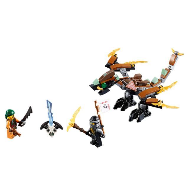Lego-Ninjago,Dragonul lui Cole