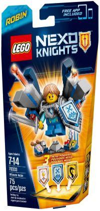 Lego-Nexo Knights,Supremul Robin