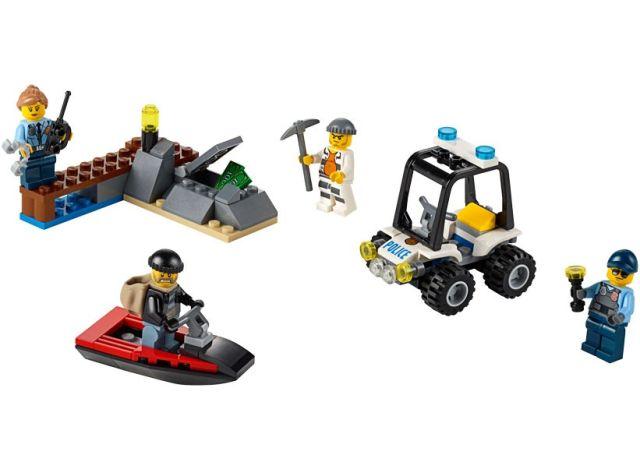 Lego-City,Set pt incepatori,Inchisoarea de pe Insula