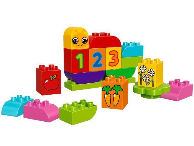 Lego-Duplo,Prima mea omida