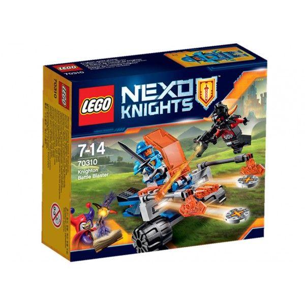 Lego-Nexo Knights,Masina de...