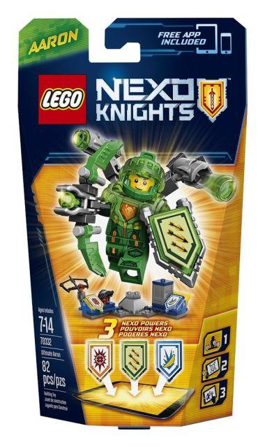 Lego-Nexo Knights,Supremul Aaron